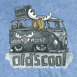 Old's Cool Van T-Shirt