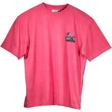 Old's Cool Van T-Shirt - Small Chest Print - Pink