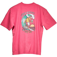 Surf Sup T-Shirt - Large Back Print - Pink