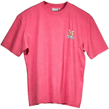 Surf Sup T-Shirt - Small Chest Print - Pink