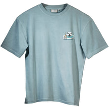 Don't Spoil The Moment T-Shirt - Small Chest Print - Aqua