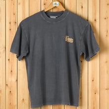 Abseil T-Shirt - Small Chest Print - Charcoal