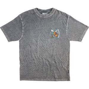 Hungover T-Shirt - Small Chest Print - Charcoal