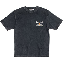 Aggressive When Hungry T-Shirt - Small Chest Print - Graphite