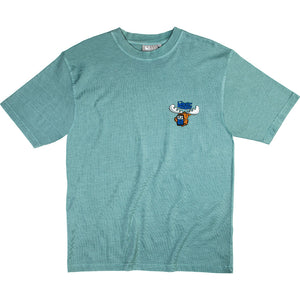 Ale Trail T-Shirt - Small Chest Print - Aqua