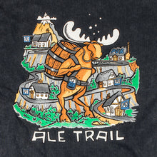 Ale Trail T-Shirt - Large Back Print - Graphite