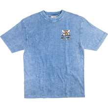 Stampede T-Shirt - Small Chest Print - Denim