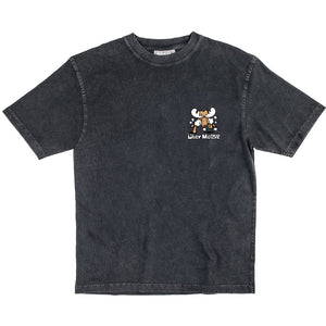 Stampede T-Shirt - Small Chest Print - Graphite