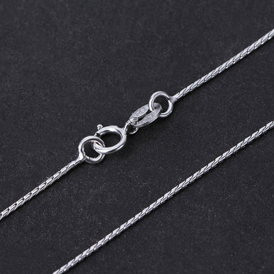 925 Sterling Silver Necklace Chain