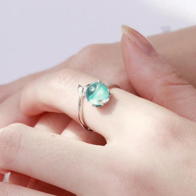 A Mermaid's Tear Ring