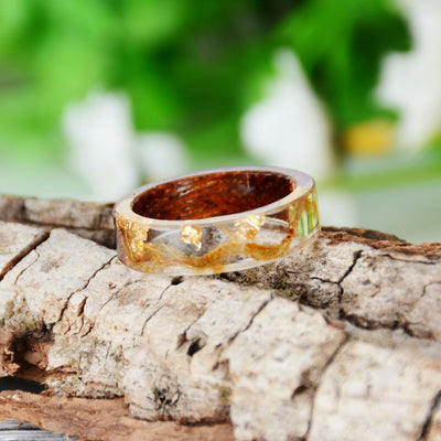 Spring Breeze Ring