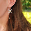Love Whispering Drop Earrings