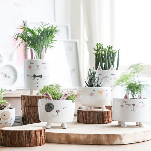 Olivra Homedecor Collections Animal Planters