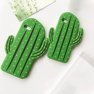 Cactus Print Phone Cases for Samsung