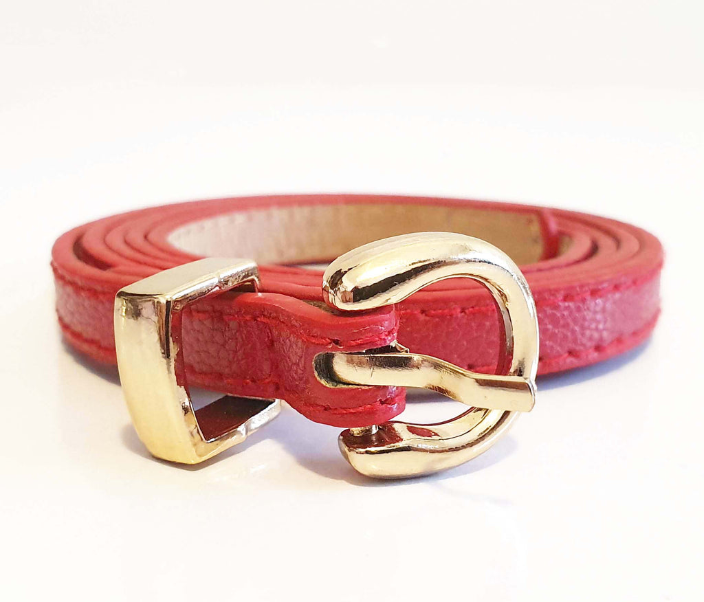Thin Belt Red
