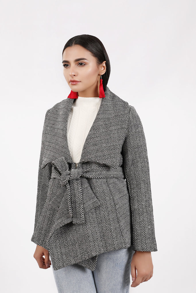 Veronica Woollen Coat