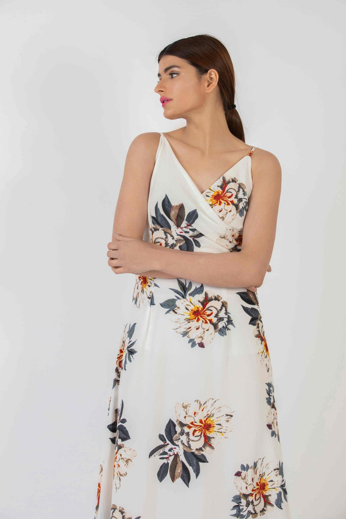 Narcissus Bloom Dress