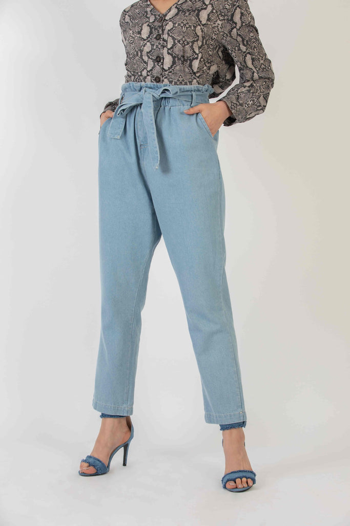 Denim 4 Days Jeans- Light Blue