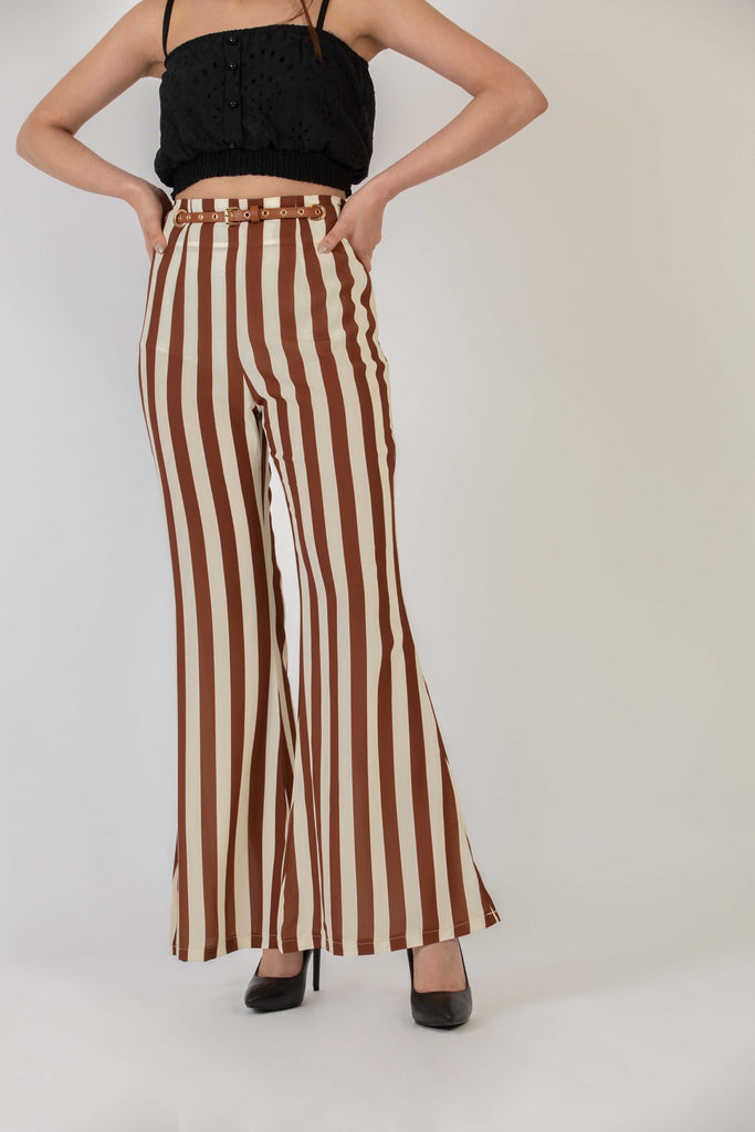 Cipriani Striped Pants
