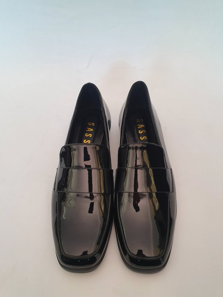 Clark Patent Loafer