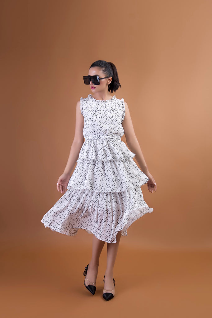 Frill Seeker Dress