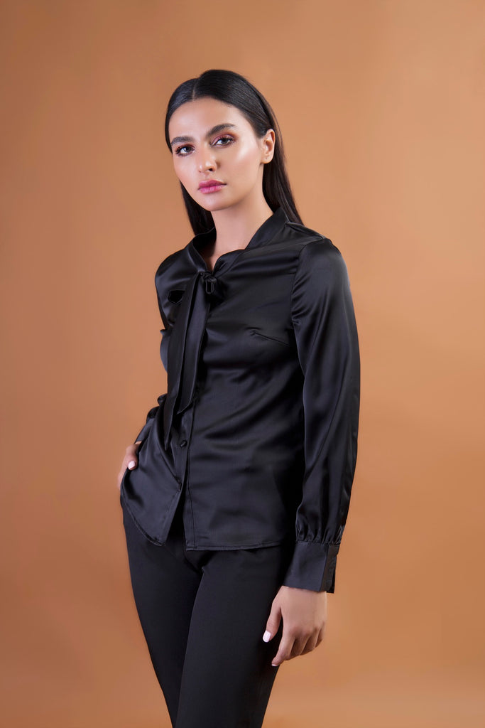 Lileth Bow Blouse