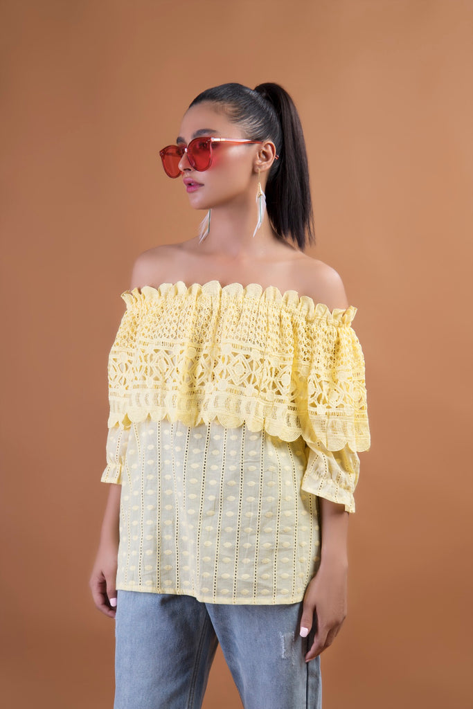 Darling Sunshine Blouse