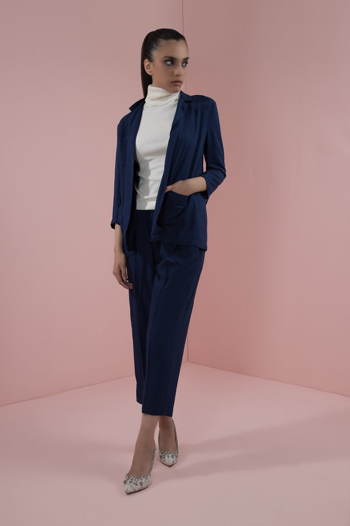 Miranda Jones Suit Navy