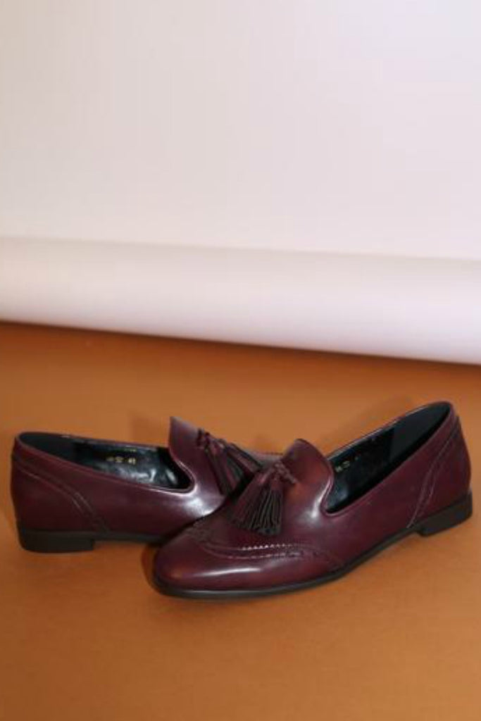 Oxford Tassel Loafer