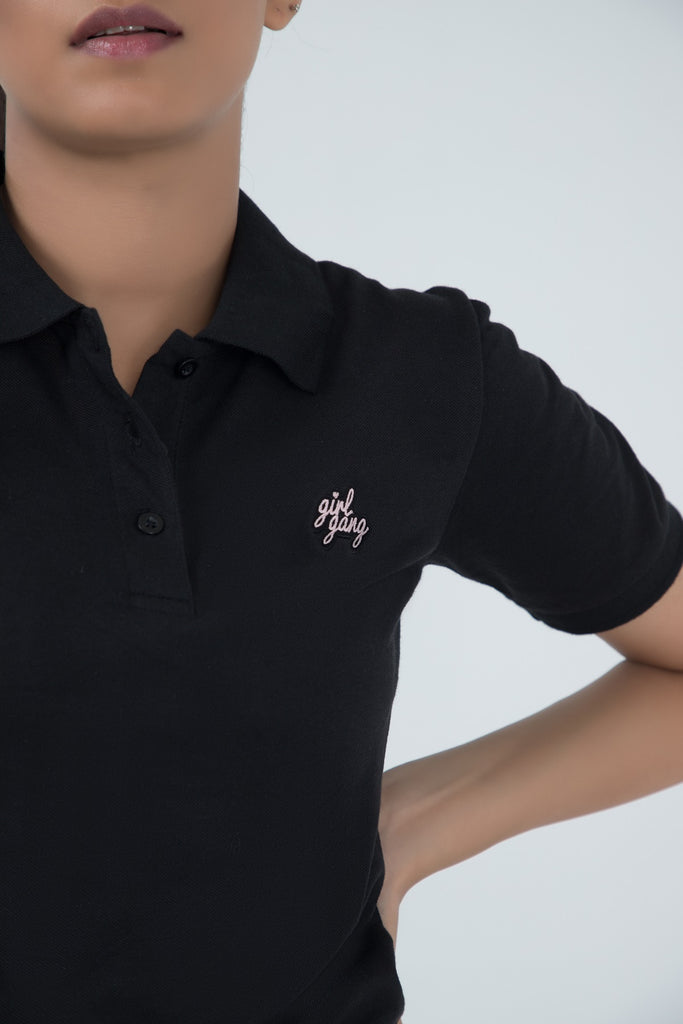 GG Polo Black