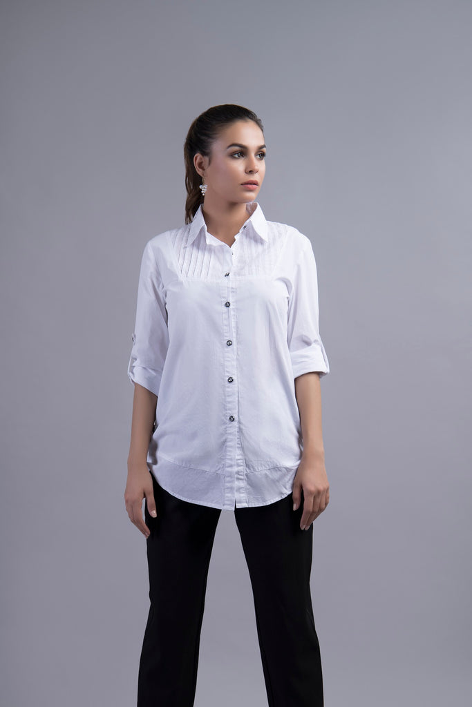 Shirley Button Down