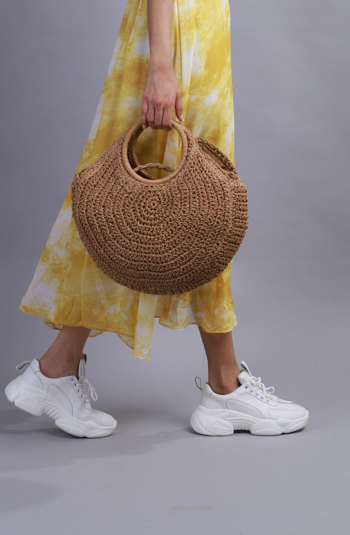 Sicilie Woven Tote
