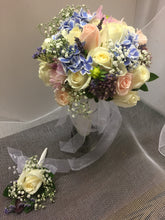 (W2) Pastel wedding Bouquet