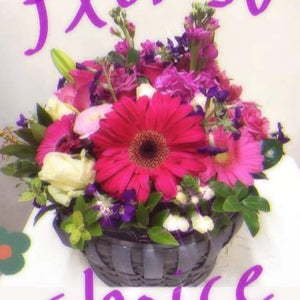(A3) Florist Choice in Basket