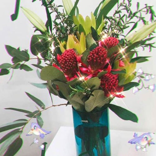 (A2) Florist Choice in Vase