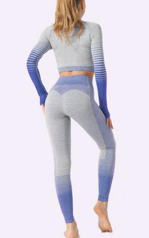 ZELDA Seamless Gym - Yoga Set
