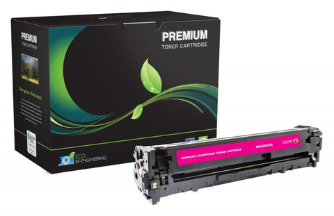 MSE Magenta Toner Cartridge for HP CE323A (HP 128A)