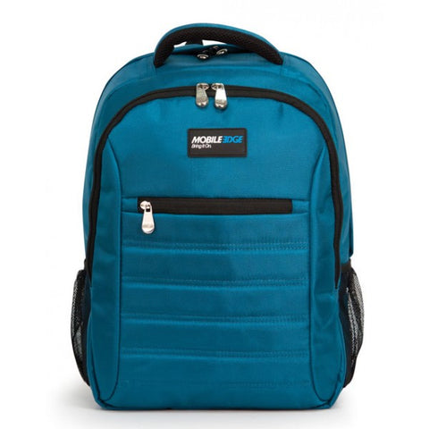 "Mobile Edge SmartPack 16"" to 17"" Mac Teal"