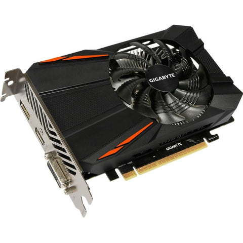GIGABYTE Technology, Inc Geforce GTX1050 2GD DVI HDMI D