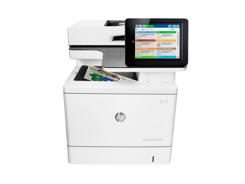 HP M577DN LaserJet Multifunction Printer