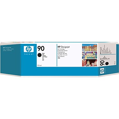HP 90 (C5059A) Black Original Ink Cartridge (775 ml)