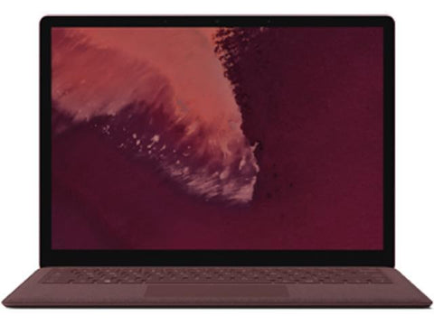 Microsoft Corporation Surface Laptop 2 512GB i7 16GB Burgundy