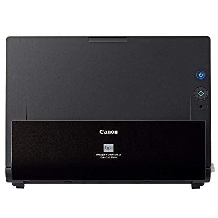 Canon, Inc IMAGEFORMULA DR-C225W DOCUMENT SCANNER - WIRELESS