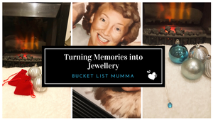 Turning memories into jewellery with Treasures Jewels & Ashes