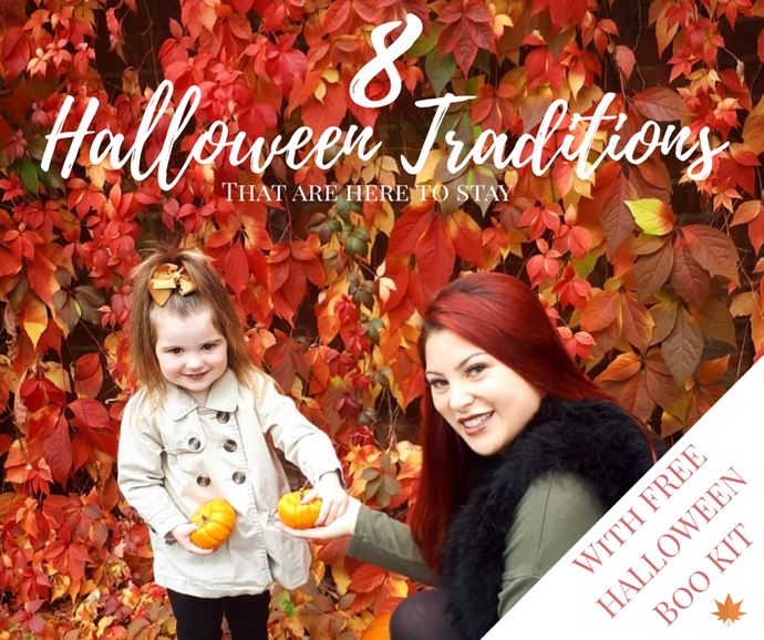 8 Halloween Traditions that are here to stay!