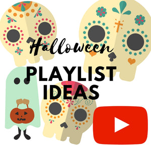 Halloween Soundtrack Ideas