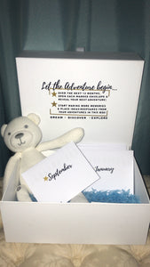 Personalised 12 Month Adventure Box