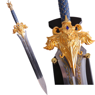 World of Warcraft King Llane Sword
