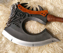 World of Warcraft Hellscream Gorehowl Axe