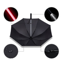 Star Wars - 7 Color LED Lightsaber Umbrella